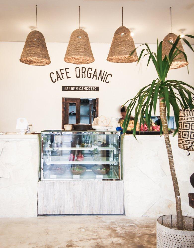 CAFE ORGANIC | Bali Interiors