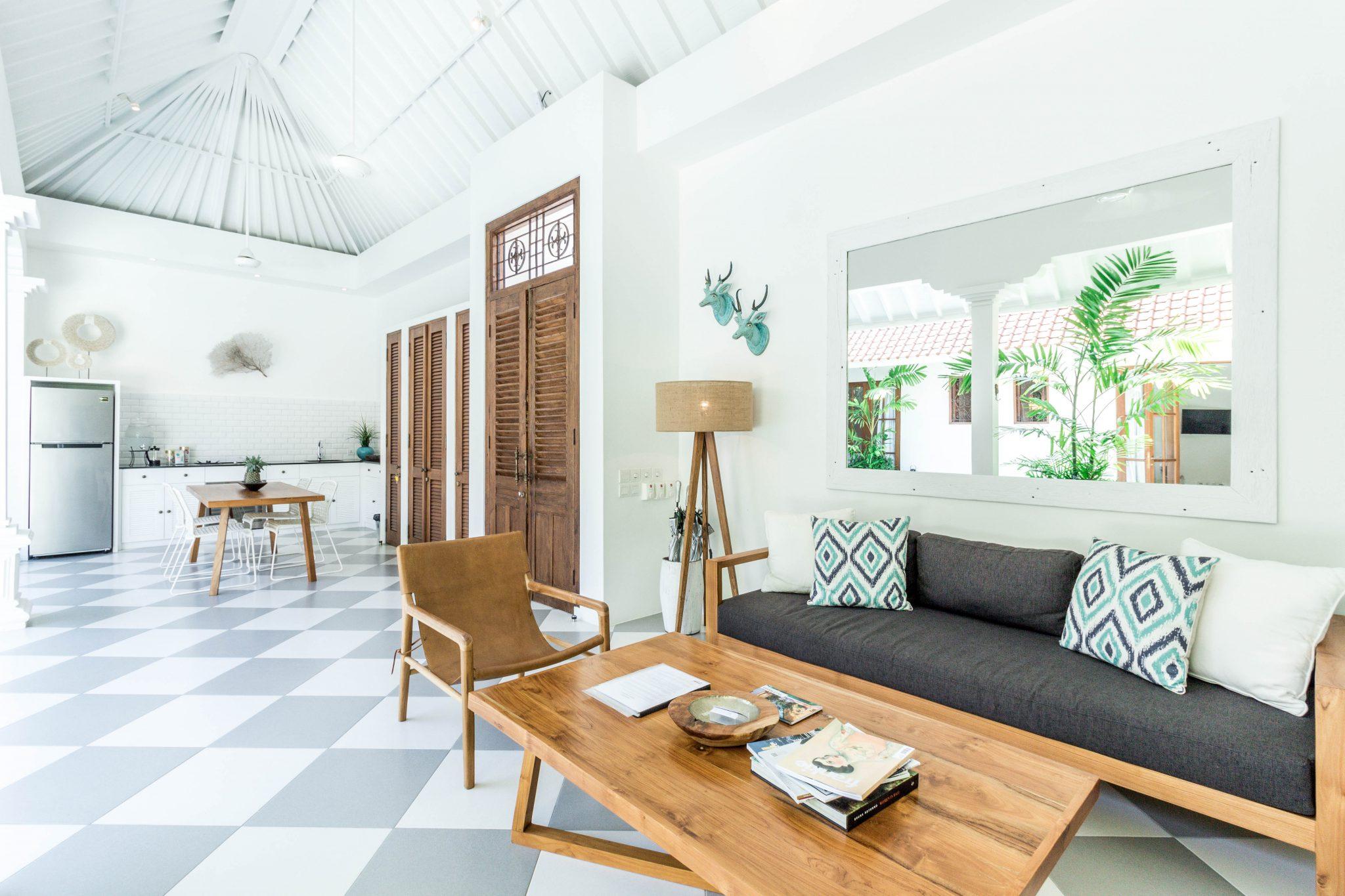 Villa Wahah Bali Interiors