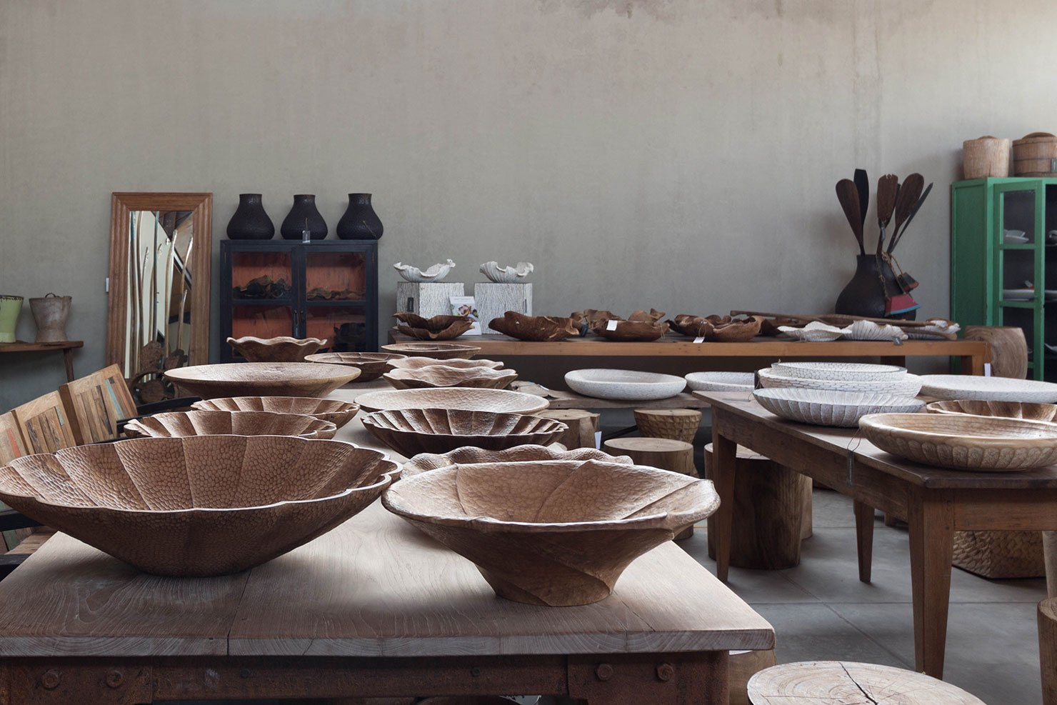 Bali interiors, craft district
